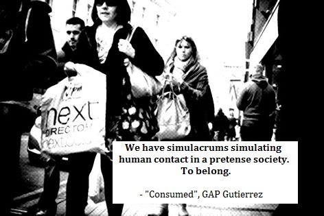 Consumed by GAP Gutierrez