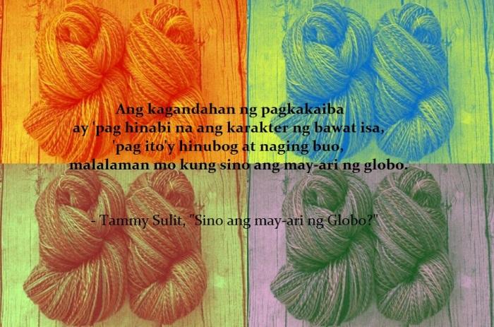 Sino ang may-ari ng Globo? by Tammy Sulit