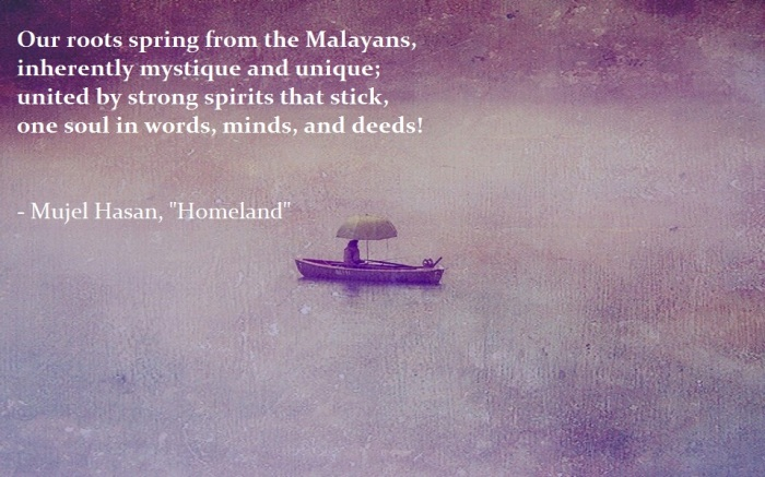 Homeland by Mujel Hasan