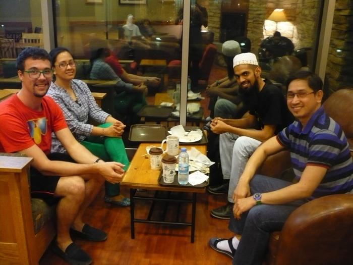 Pluma Literary Migrant Writers Guild (Kuwait)
